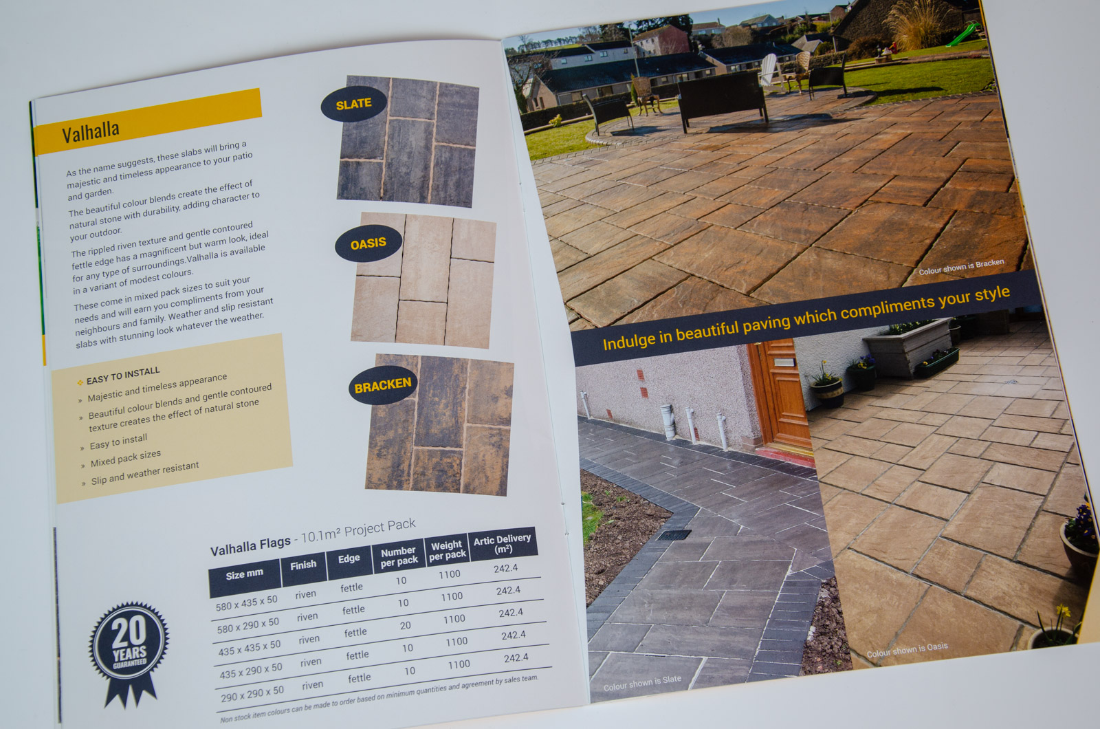 Laird Product Sales Brochure