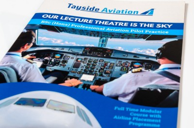 Tayside Aviation Brochure