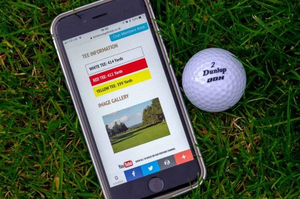 Kirriemuir Golf Club Website