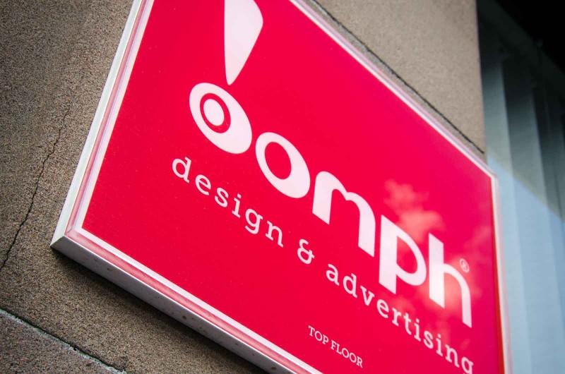 oomph studio in Forfar
